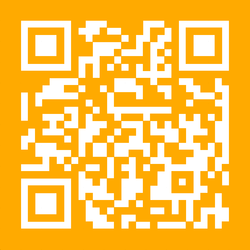 Picture of QR code for photomask